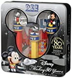PEZ Mickey 80th Year Limited Edition, Numbered Collectors Set, .87-Ounce Box