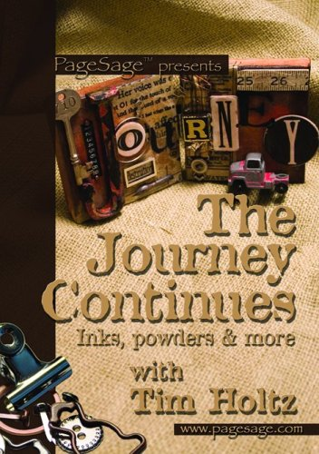 (Ranger The Journey Continues with Tim Holtz)