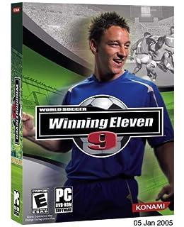 Amazon com: Winning Eleven Pro Evolution Soccer 2007 - PC: Video Games