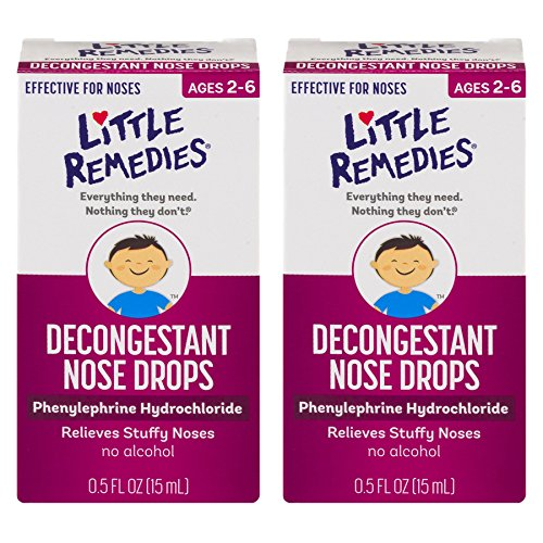 Little Remedies Decongestant Nose