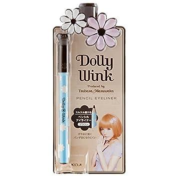 DOLLY WINK Pencil Eyeliner, Brown