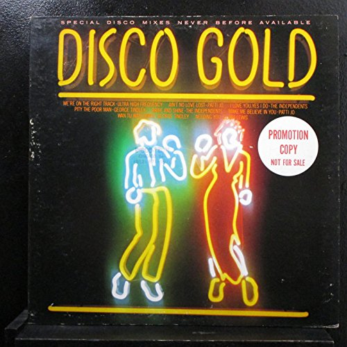 Disco Gold Ultra High Frequency