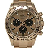 Rolex Daytona Swiss-Automatic Male Watch 116505 (Certified Pre-Owned)