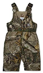 Berne Apparel GBB22M Infant\'s Yearling Bib Overall Realtree Xtra 12 Months