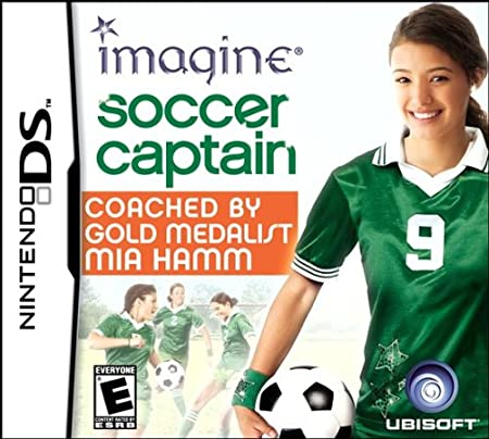 Imagine: Soccer Captain - Nintendo DS