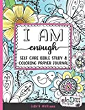I am Enough Self Care Bible Study & Coloring Prayer