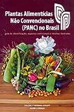 capa de Plantas Alimentícias não Convencionais PANC no Brasil