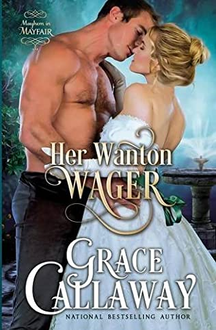 book cover of Her Wanton Wager