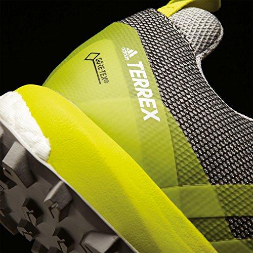 Basses W adidas Femme Chaussures Terrex Gris Vert Agravic Randonnée de GTX 0qHtUnwq