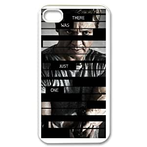 iPhone 4,4S Cell Phone Case , Handsome Man Theme Custom Phone Case