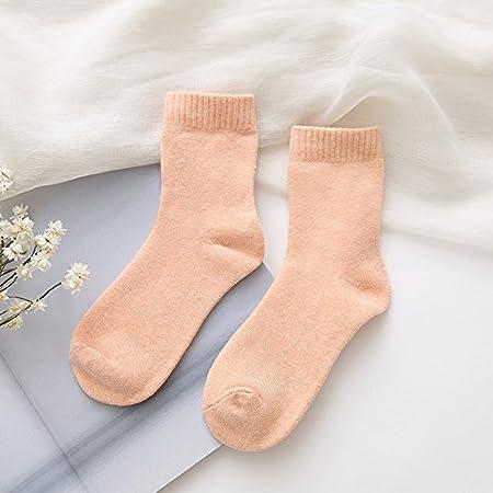 GAOLIM Socken, Socken, Reine Farbe, Socken, Erwachsene Damen Baumwolle Socken Aus Reiner Baumwolle Socken 5 Doppelzimmer Laden Grün