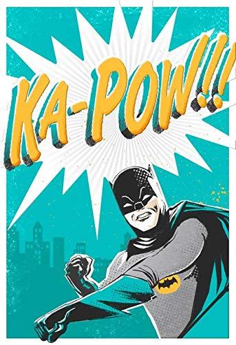 Hallmark Batman Classic TV Series KA-POW! Tarjeta de ...