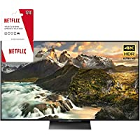 Sony XBR-75Z9D 75' Class 4K Ultra HD TV with 2 Year Netflix Subscription