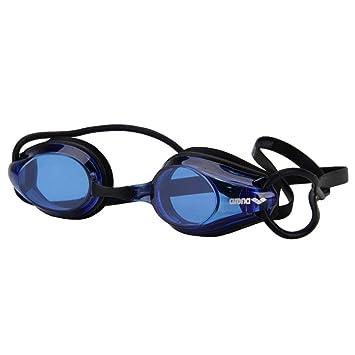 749db0935 Óculos de Natação Tracks Arena Preto Azul  Amazon.com.br  Esportes e ...