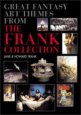 Great Fantasy Art Themes From The Frank Collection Jane
