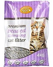 Feline First Premium Beaded Clumping Cat Litter 4 kg