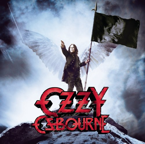 CD : Ozzy Osbourne - Scream (CD)