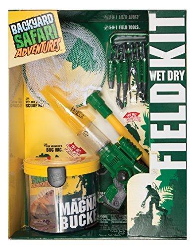 Backyard Safari Wet / Dry Combo Field Kit By Backyard Safari