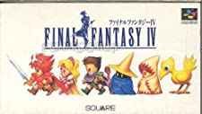Final Fantasy IV (Japanese Import Video Game)