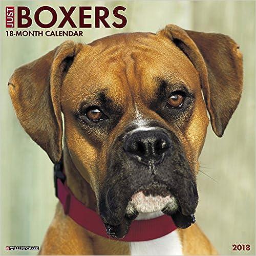 Just Boxers 2018 Calendar