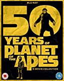 PLANET OF THE APES 50TH ANNIVERSARY 9-MOVIE BD COLLECTION