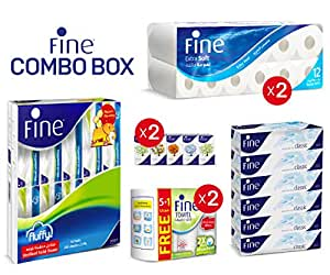 Fine Combo Pack - 1 Month Supply