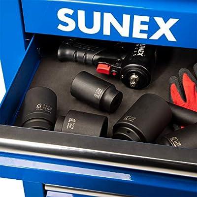 Sunex 246D 1/2-Inch Drive 1-7/16-Inch Deep Impact Socket: Home Improvement