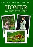 Homer, Winslow Homer, 0486406016