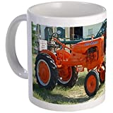 """11 ounce Mug - 1937 Allis Chalmer Tractor Mug - S White """""""