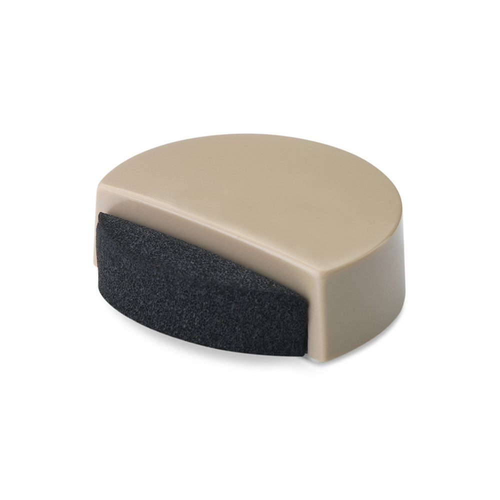 Inofix M57347 - Tope puerta adhesivo silencioso 2027 madera 1 unidad
