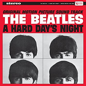 1fce5408c The Beatles - A Hard Day's Night [Original Motion Picture Soundtrack ...