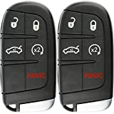 KeylessOption Keyless Entry Remote Car Smart Key