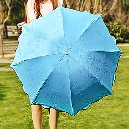 Umbrella Home Paraguas Que Cambia de Color Nacido en Agua ...