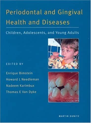 Periodontal and Gingival Health and Diseases in Children, Adolescents and Young Adults