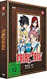 Fairy Tail - TV-Serie - Box 1 (Episoden 1-24) [4 DVDs]