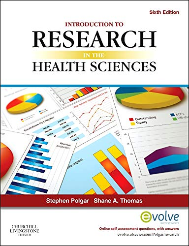 Introduction to Research in the Health Sciences, 6th Edition