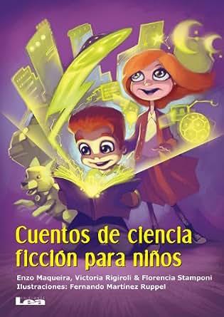 Cuentos de ciencia ficción para niños eBook: Enzo Maqueira