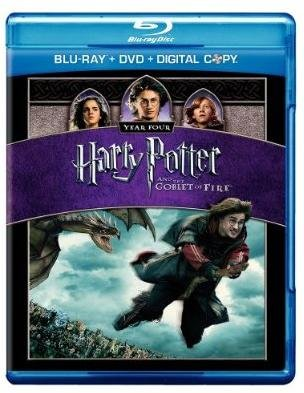 Harry Potter and the Goblet of Fire LIMITED EDITION Includes: Blu-ray / DVD / Digital Copy