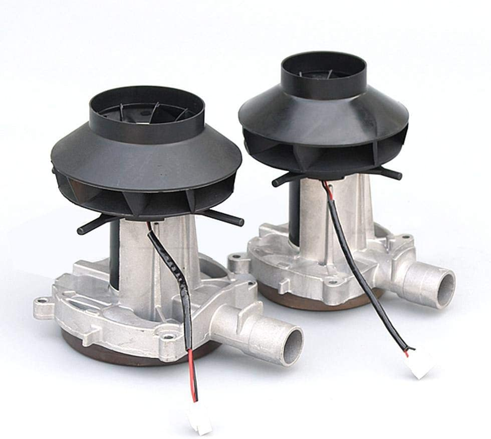certainoly Standheizung L/üfterbaugruppe Motorgebl/äse Kraftstoffheizung Universal-Kupferarmaturen
