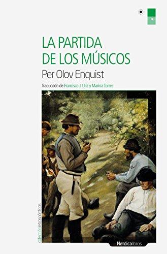 la-partida-de-los-musicos-letras-nordicas-n-48-spanish-edition