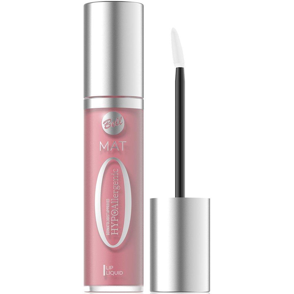 BYS Maquillage - Rouge à lèvres Liquide Mat Hypoallergénique Bell