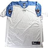 Tennessee Titans White On Field Jersey Size 52 (No Name or Number)