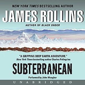 Subterranean Audiobook