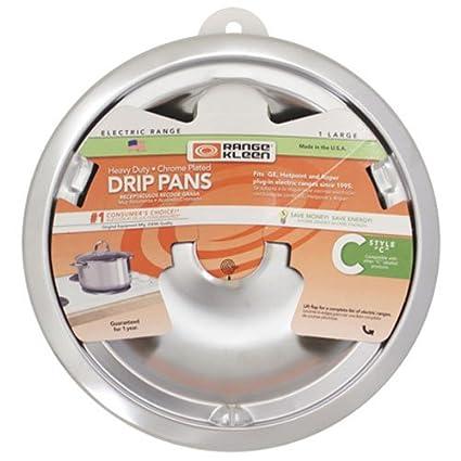 Amazon Com Range Kleen 179a 6 Chr C Drip Pan Garden Outdoor
