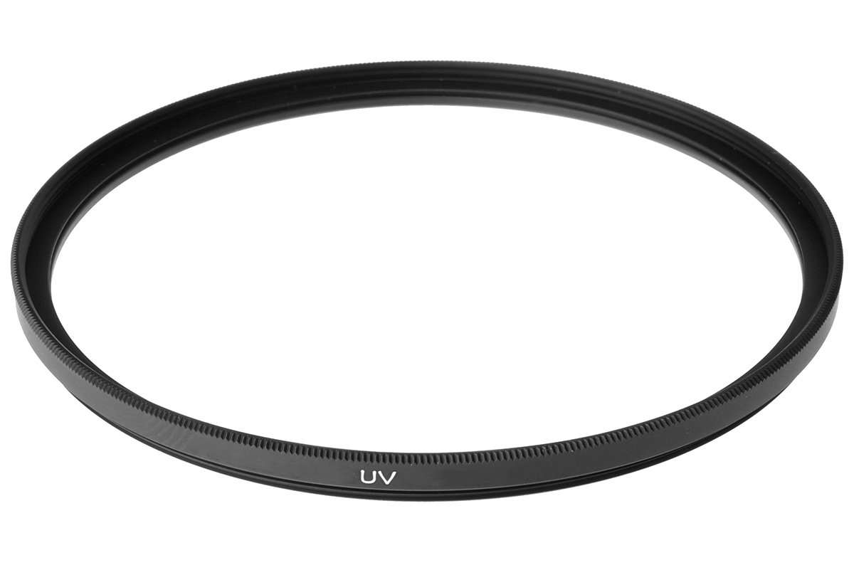 Formatt Hitech Glass 52mm Clear UV for video, broadcast and film production