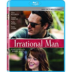 Woody Allen's Irrational Man arrives on Blu-ray, DVD and Digital HD January 12th from Sony Pictures