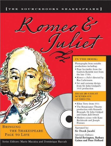 Romeo and Juliet (The Sourcebooks Shakespeare; Book & CD) ebook
