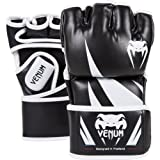Venum 0666-M Challenger MMA Gloves, Medium, Black