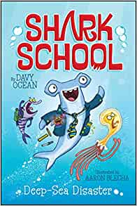 amazoncom deepsea disaster shark school