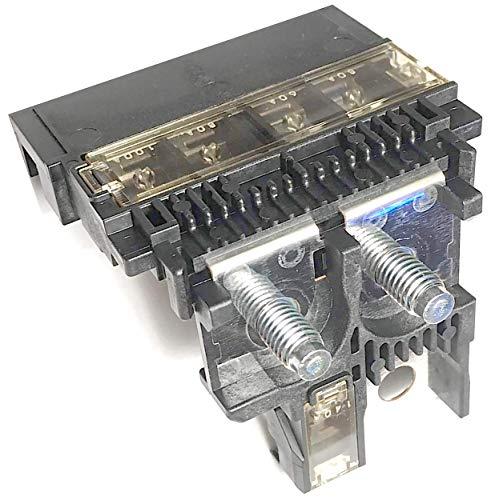 APDTY 133790 Fuse Fusible Link Mounts On Battery Positive Terminal Fits 2009-2013 Nissan 370Z 2004-2013 Armada 2009-2013 Cube 2009-2013 GT-R 2004-2010 Quest 2013 Sentra 2004-2012 Titan 2007-2013 Versa